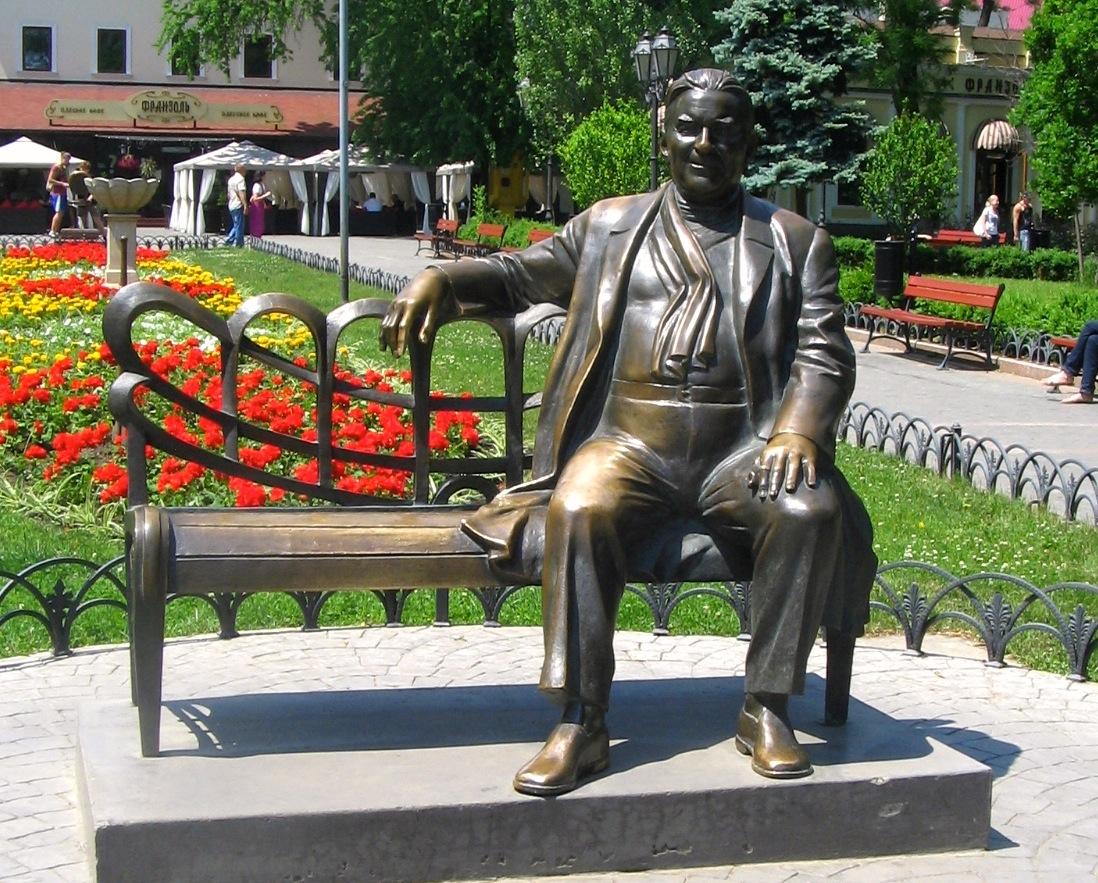 utyosov_monument